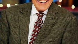 CBS Announces Date for David Letterman's Final Late Show
