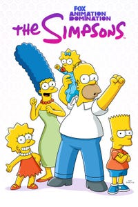 The Simpsons as Mary