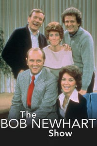 The Bob Newhart Show as Dr. Webster