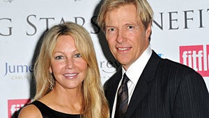 Melrose Place Alums Heather Locklear, Jack Wagner Engaged