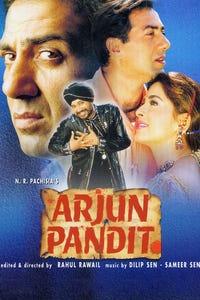 Arjun Pandit as Ramu Kaalia