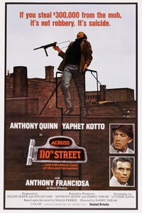 Across 110th Street as Lt. Pope