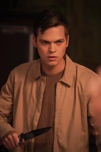 Alexander Calvert as Jack