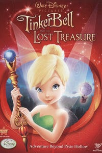 Tinker Bell and the Lost Treasure as Iridessa