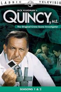 Quincy, M.E. as Joy DeReatis