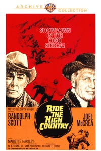 Ride the High Country as Luther Sampson (uncredited)