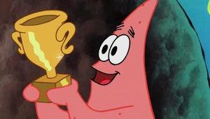 SpongeBob's Patrick Star Is Getting His Own Late-Night Talk Show
