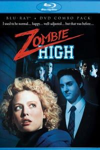 Zombie High as Suzi