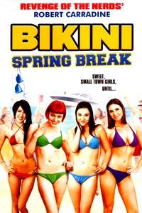 Bikini Spring Break as Coach Gill
