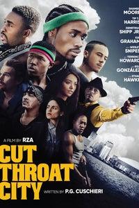 Cut Throat City as Sinclair Stewart