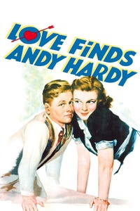 Love Finds Andy Hardy as Dennis Hunt