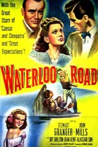 Waterloo Road as Tom Mason