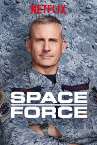 Space Force as Angela Ali