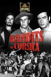The Bandits of Corsica as Coachman