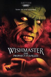 Wishmaster 4: The Prophecy Fulfilled as Steven Verdel
