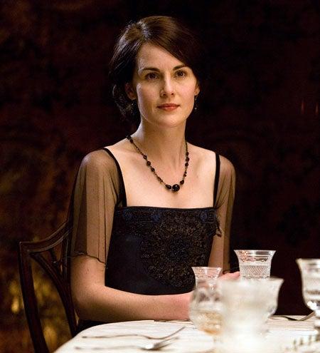 Downton Abbey - Season 2 - Michelle Dockery as Lady Mary