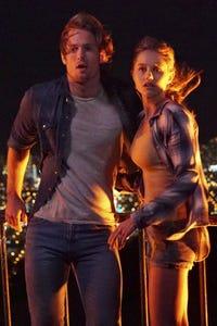 Chad James Buchanan as Hunter Morgan