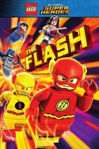 Lego DC Comics Super Heroes: The Flash as The Flash