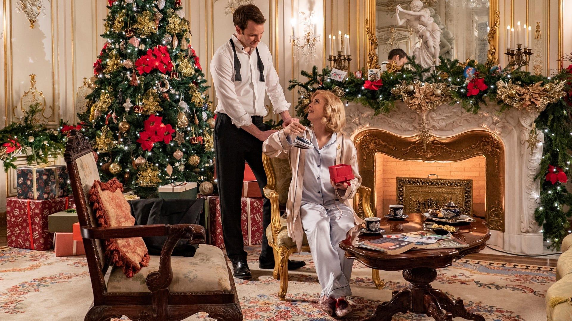 Ben Lamb and Rose McIver, A Christmas Prince: The Royal Baby