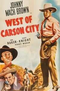 West of Carson City as Townsman (uncredited)