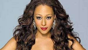 Tia Mowry Gets Back in The Game