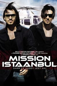 Mission Istanbul as Anjali