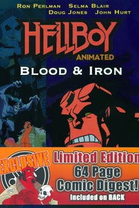 Hellboy: Blood and Iron as Hellboy