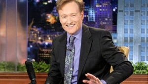 """Manager: Conan Wants to Do New Show """"As Soon As He Possibly Can"""""""