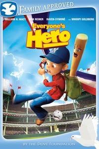 Everyone's Hero as Hobo Andy/Maitre D'