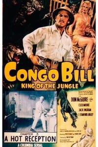 Congo Bill as Cameron