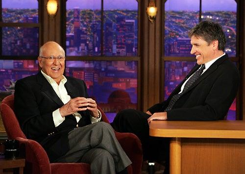 The Late Late Show with Craig Ferguson - Carl Reiner and Craig Ferguson