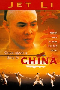 Once Upon a Time in China as Wong Fei-hung