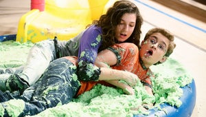 Exclusive First Look: The Goldbergs Plays Double Dare!