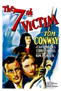 The Seventh Victim as Irving August