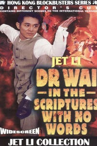 Dr. Wai: The Scripture With No Words as Chow Si-Kit/Dr. Wai