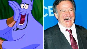 Disney Networks to Air Aladdin in Remembrance of Robin Williams