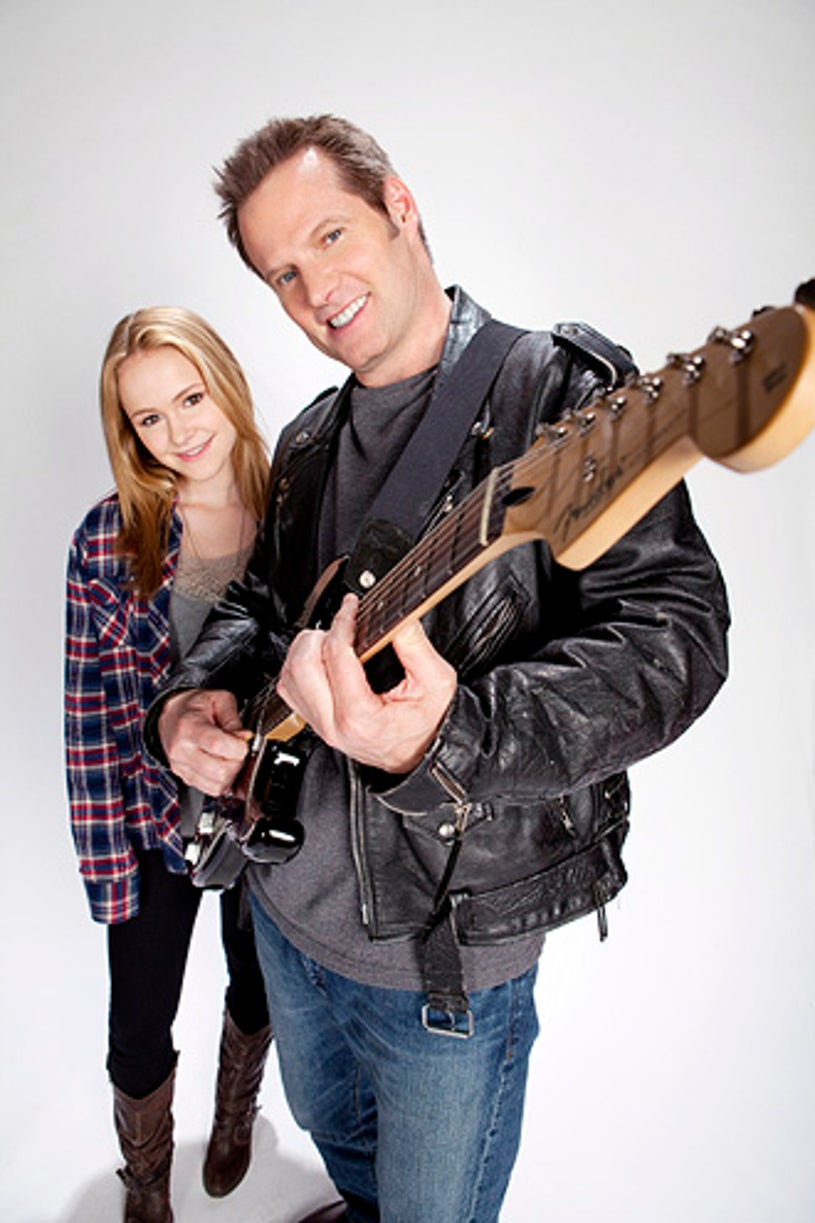 Rock The House - Cassi Thomson, Jack Coleman