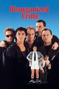 Disorganized Crime as Frank Salazar