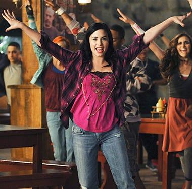 Camp Rock 2: The Final Jam - Demi Lovato
