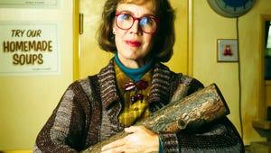 Twin Peaks' Log Lady Catherine Coulson Dies at 71