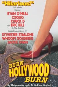 Burn Hollywood, Burn as Attendant No. 2