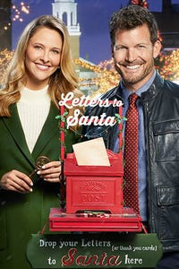 Christmas in Evergreen: Letters to Santa as Lisa Palmer