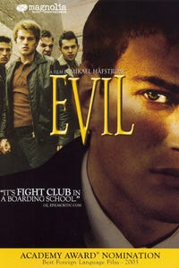 Evil as Otto Silverhielm