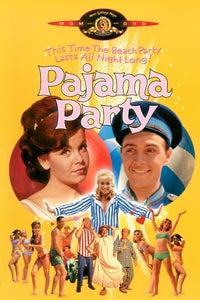 Pajama Party as Eric Von Zipper