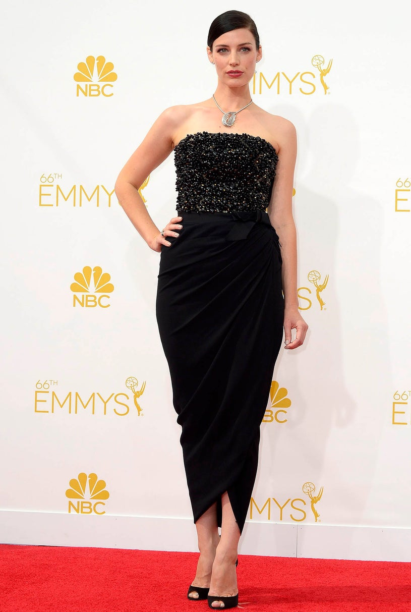 Jessica Pare - 66th Primetime Emmy Awards in Los Angeles, California, August 25, 2014
