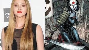 Arrow Taps Sin City Alum as Katana in Season 3