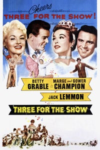 Three for the Show as Gwen Howard