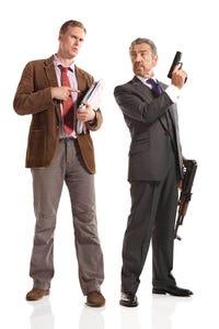 Robert Lindsay as Ian Bertram
