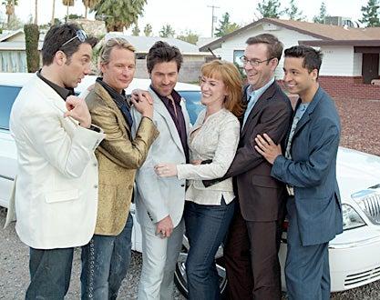 Queer Eye - Thom Filicia, Carson Kressley, Kyan Douglas, Kathy Griffin, Ted Allen, Jai Rodriguez