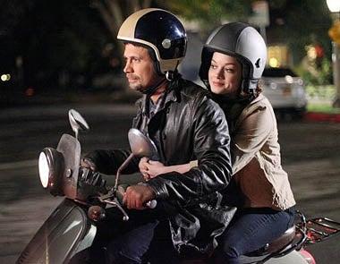 """Suburgatory - Season 1 - """"Independence Day"""" - Jeremy Sisto, Jane Levy"""
